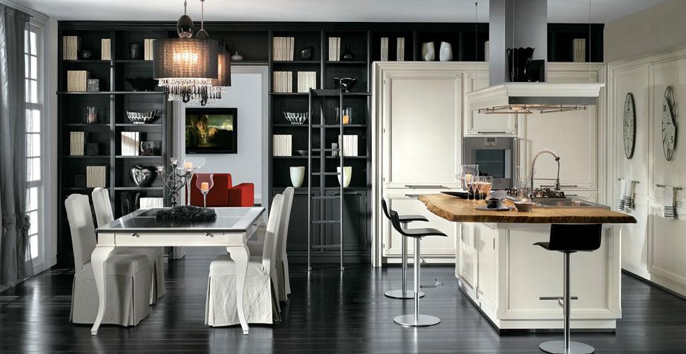 Cucina L\'Ottocento, Rivenditore cucine L\'Ottocento, Cucine ...