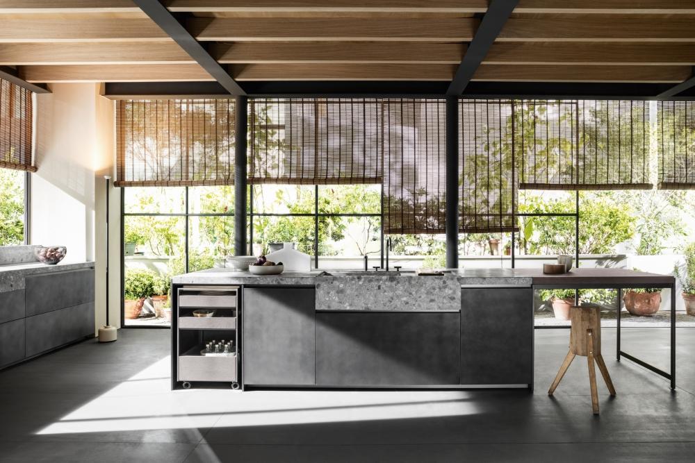 Cucine moderne Santena, Cucine di design Santena, Progettazione ...